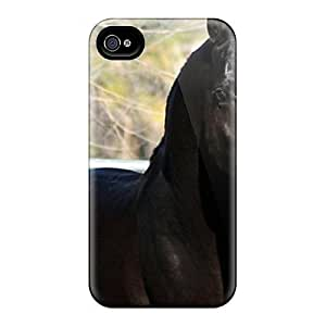 Iphone 4/4s Case Cover Egyptian Horse Case - Eco-friendly Packaging