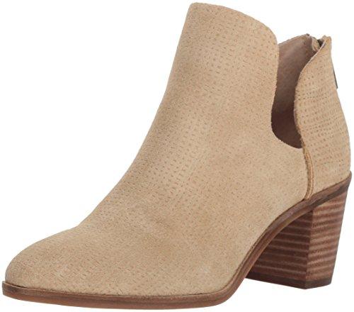 Lucky Brand Women's Powe Ankle Boot, Travertine, 7.5 Medium US