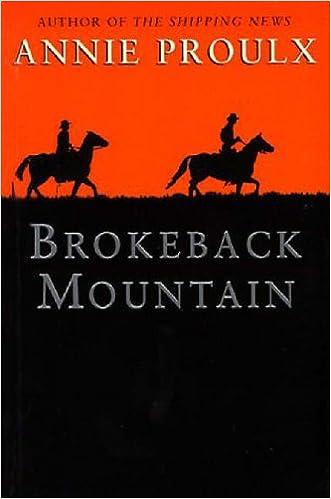 Brokeback Mountain: Amazon.co.uk: Annie Proulx: 9781857029406: Books