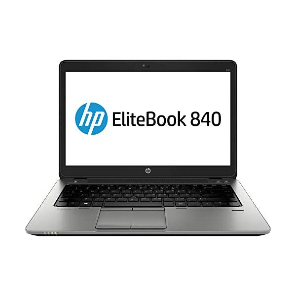 HP 2018 Elitebook 840 G1 14′ HD LED-backlit anti-glare Laptop Computer, Intel...