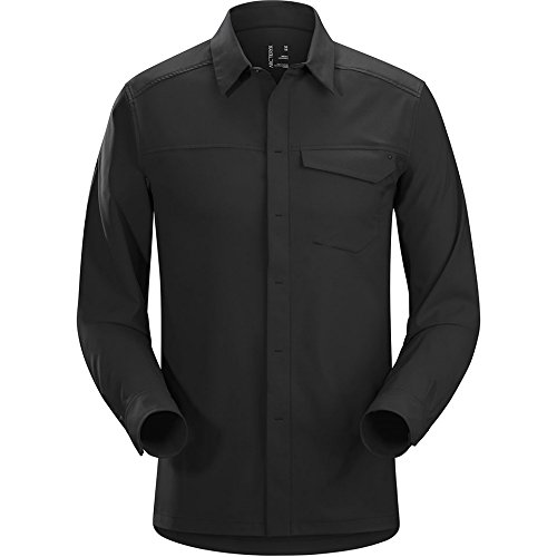 Arc'teryx Skyline LS Shirt - Men's Black Large