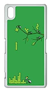 Sony Xperia Z2 Case PC Customized Unique Print Design Ant Building Blocks Case Cover For Sony Xperia Z2