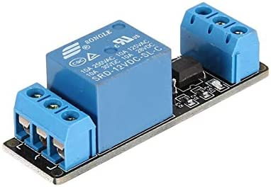 12V 1 Channel Relay Module Interface Board Low Level Trigger