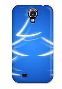 Cute High Quality Galaxy S4 Christmas Tree Case