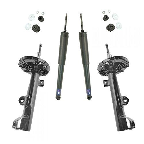 Strut Shock Absorber Kit Set of 4 for MB C230 C240 C280 C320 C350 C32 C55 AMG RWD