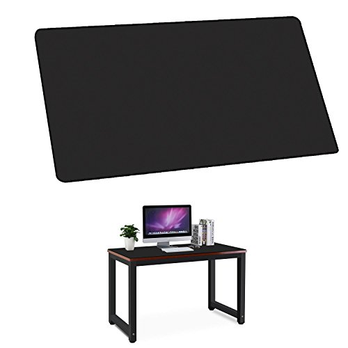 "Discount Kupx Extended XXXL official big mouse pad game mouse pad Extended Edition Cloth Gaming Mouse Mat Portable Large Desk Pad sticthed edge 35.5""x16""x0.08"" functional Non-slip Rubber base Black edge"