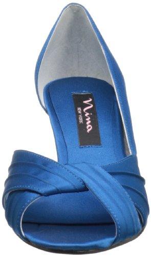 Culver Femmes Culver Talons Nina Azul La Azul Des La Talons 5xqa8C