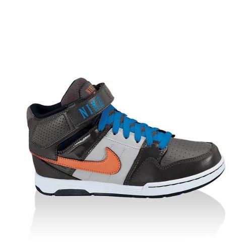 Nike 6.0 Skate (Nike 6.0 Mogan Mid Jr Skate Shoes - Pre-School Boys (7))