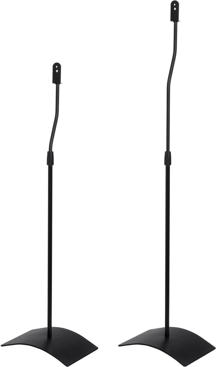 AVF Universal Pair of Speaker Stands - Black KG3