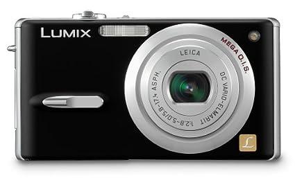 amazon com panasonic lumix dmc fx9k 6mp digital camera with 3x rh amazon com
