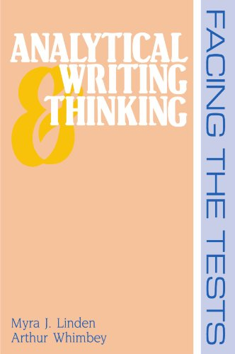 Analytical Writing and Thinking: Facing the Tests