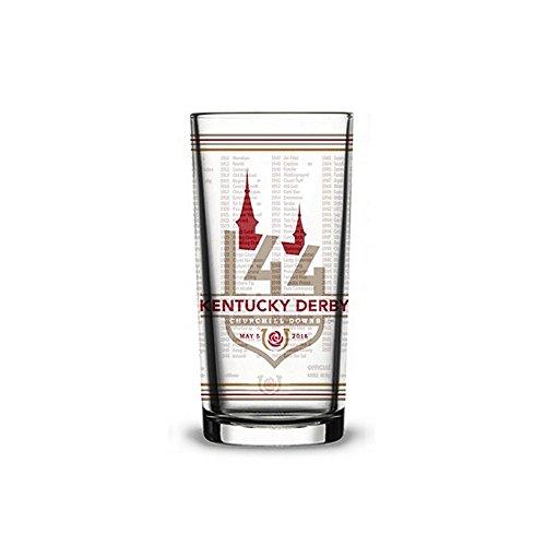 Kentucky Derby Mint Julep Cups - 2018 Official 144th Kentucky Derby Mint Julep Glass