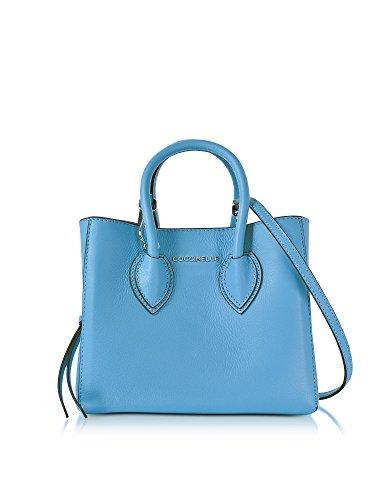 COCCINELLE Mujer E1BG5550101021 Azul Claro Cuero Bolso De Mano