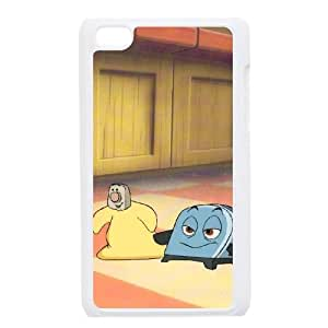 Brave Little Toaster iPod Touch 4 Case White E5910358