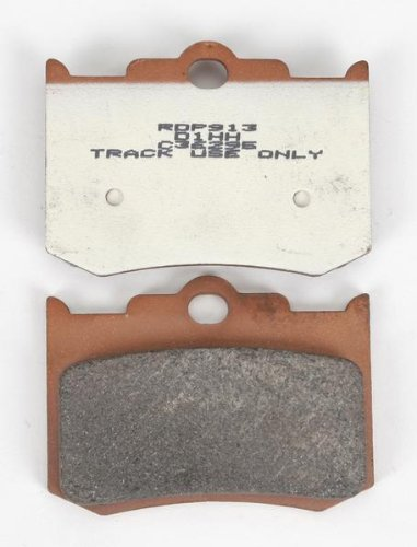 DP Brakes RDP Race Brake Pads for Piston Caliper 125 x 4R RDP913