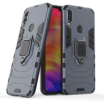 Amazon.com: Redmi Note 7 Case DWaybox Ring Holder Iron Man