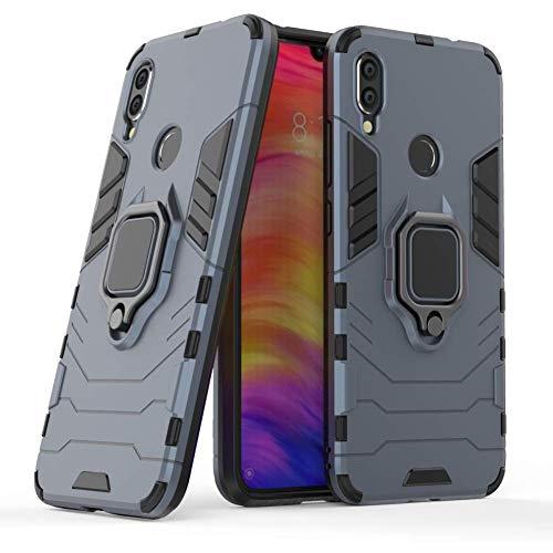 Redmi Note 7 Case DWaybox Ring Holder Iron Man Design 2 in 1 Hybrid ...