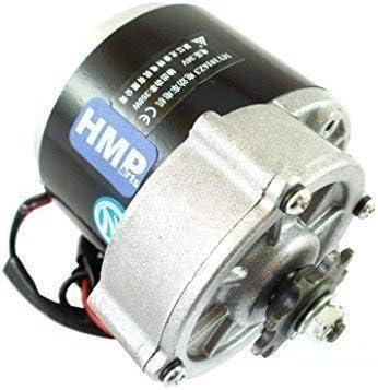 24V 300W MY1016 e Scooter // Rc 2650RPM Hmparts Motore Elettrico