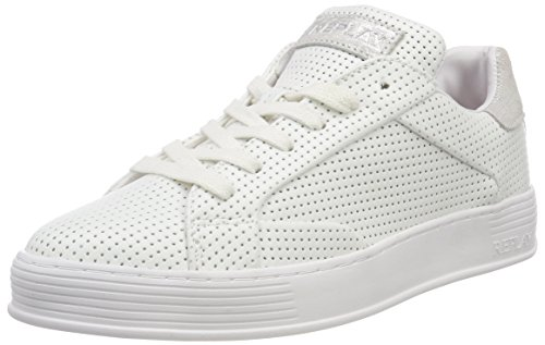 Replay Ladies Lowa Sneaker White (bianco)