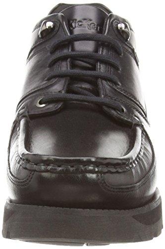 Kickers Bosley - Escarpines para hombre Noir (Black)