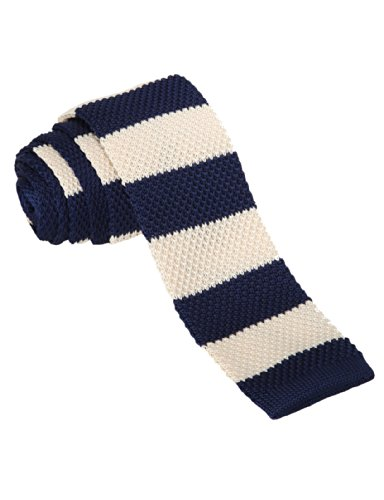H2H Mens Casual Stripe Patterned