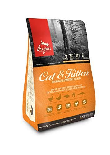 ORIJEN Dry Cat Food, Cat & Kitten, Biologically Appropriate & Grain Free