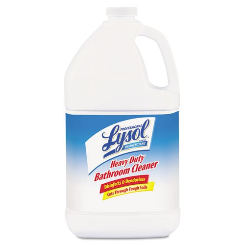 Professional LYSOL Brand - Disinfectant Heavy-Duty Bath Cleaner, Lime, 1gal 94201EA (DMi EA