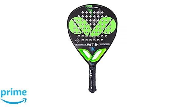 Pala De Padel Eme Extreme Power Ltd Verde: Amazon.es: Deportes y ...