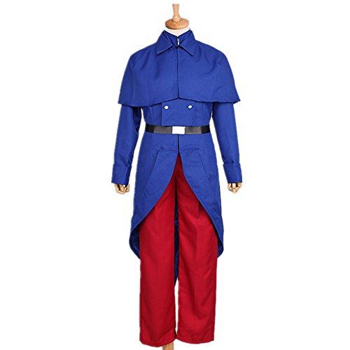 Anime Hetalia Axis Powers France Uniform Cosplay Costume