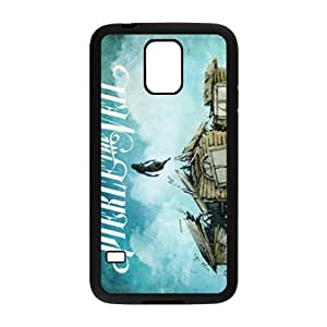 Abstract anime design pattern Cell Phone Case for Samsung Galaxy S5