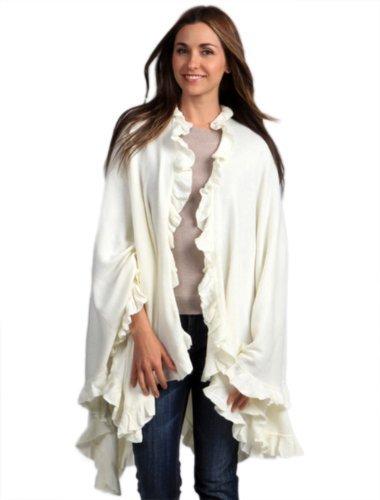 Ivory Cardigan Sweater - 9