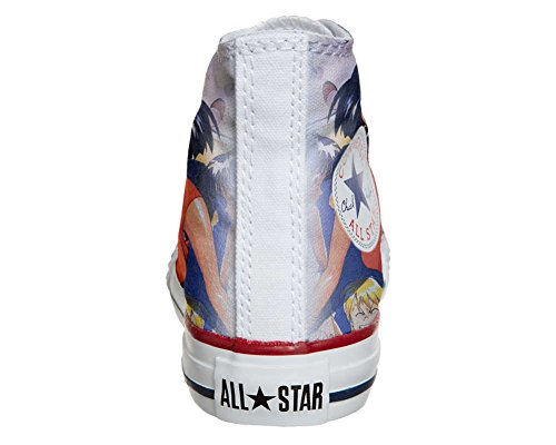 Shoes Custom Converse All Star, personalisierte Schuhe (Handwerk Produkt) Japan Cartoon