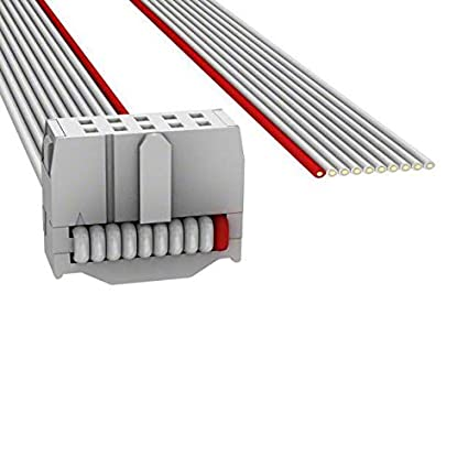 H1DXS-1036G HHKR10S//AE10G//X Pack of 100 IDC CBL