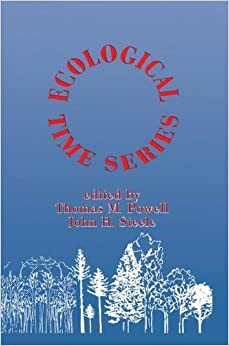 Book Ecological Time Series by Thomas M. Powell (1994-12-31)