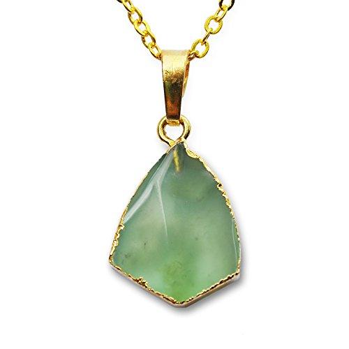 green jem necklace - 8