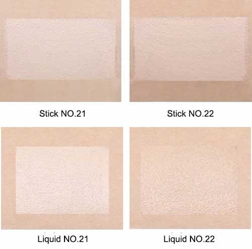 Shedeell Artistwear Skin Fit Dual Concealer 1pcs (NO.21 + NO.22)
