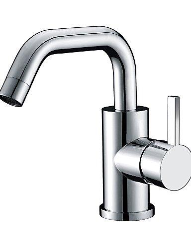 Zeitgenössisch - WasserfaÖl - Messing ( Chrom )