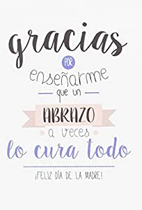 Erik- Amelie Feliz Dia Frases Postal con sobre Día de la
