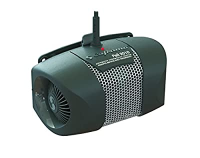 Caframo Pali Engine Compartment Heater, Small, Silver/Black