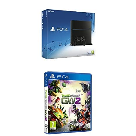 PlayStation 4 (PS4) - Consola 500GB + PlayStation Plus ...