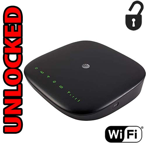 Router Hotspot 4G LTE Unlocked + Battery MF279 Up to 20 WiFi Users (USA Latin Caribbean) + LAN