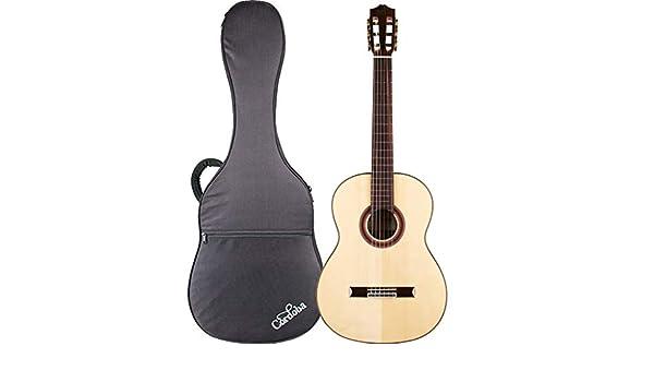 Cordoba C7 SP - Guitarra acústica clásica con cuerda de nailon y ...