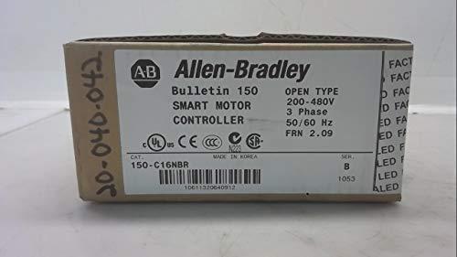 Allen Bradley 150-C16nbr Ser. B Smart Motor Controller; 3 Phase 150-C16nbr Series B Allen Bradley Smart Motor Controller