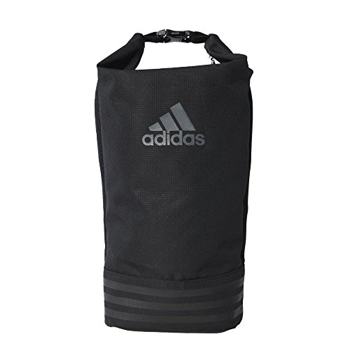 adidas 3s Per Shoebag - black/black/visgre