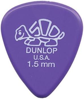 Jim Dunlop Flow Standard Grip 1.50mm Plectrums Bag of 6 Picks