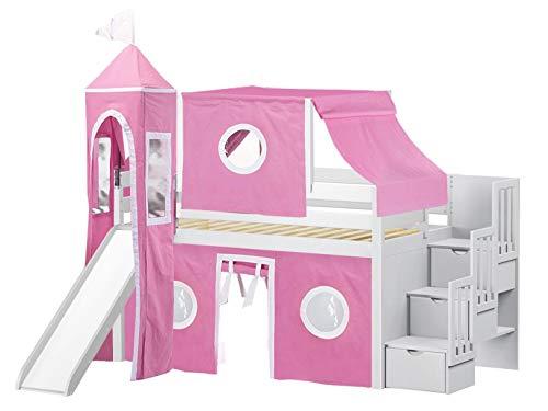 childrens slide bed - 2