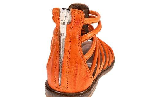 ROMELO Sandalen Momino Leder Orange