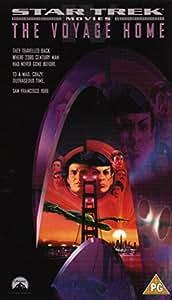 Star Trek IV: The Voyage Home [VHS]