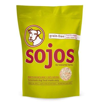 Grain-Free Dry Dog Food Mix Size: 2-lb bag