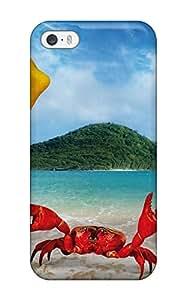 Iphone Case - Tpu Case Protective For Iphone 5/5s- Spongebob Squarepants 2